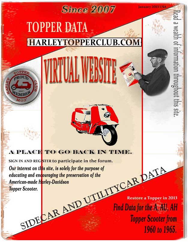 Harley Topper Club